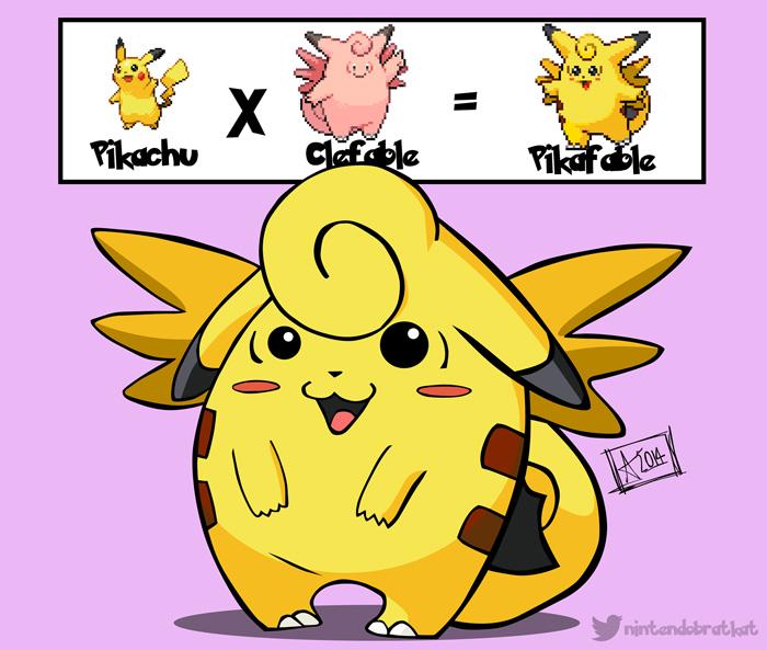 Pokemon Fusions