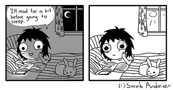 Sarahs Scribbles Everyday Life Comics