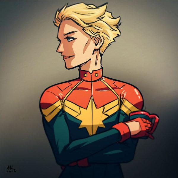 Superhero Mugshots