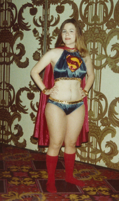 Vintage Cosplay Photos