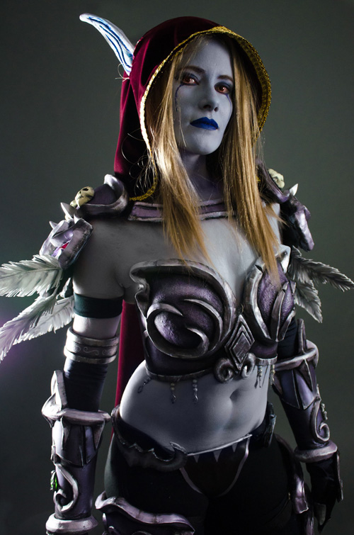 World of warcraft sylvanas cosplay