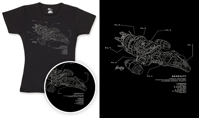 Firefly T-Shirts Sale