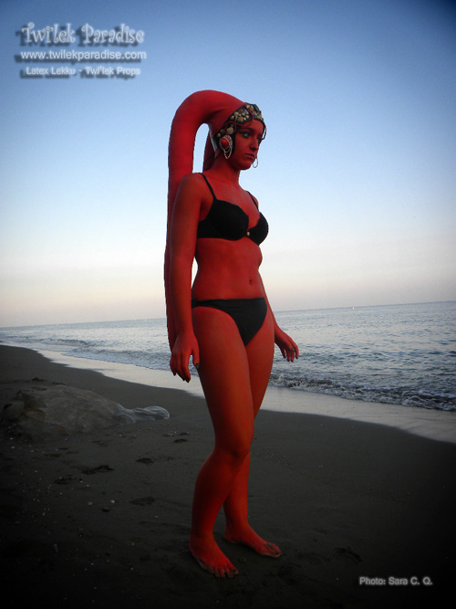 Star Wars Twilek Cosplay