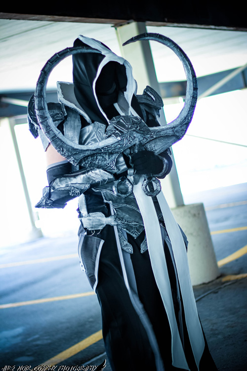 Tyreal & Malthael from Diablo Cosplay