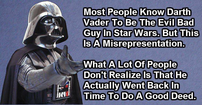 Crazy Theory About How Indiana Jones And Darth Vader
