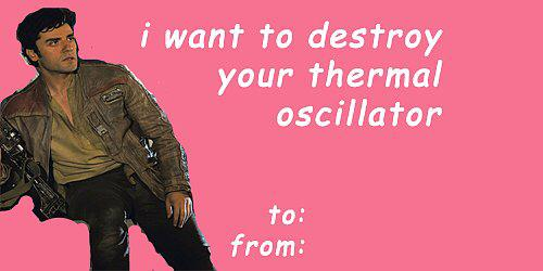 Star Wars: The Force Awakens Valentines Cards