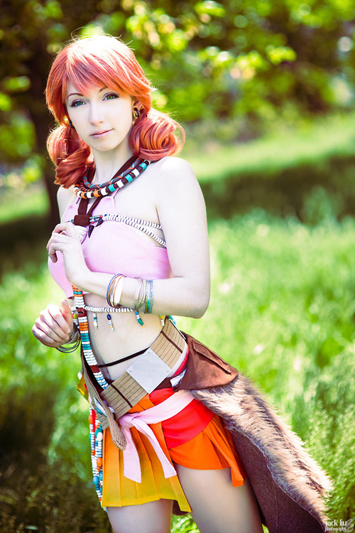 Vanille from final fantasy xiii cosplay voltagebd Image collections