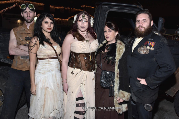 The Wastelanders Ball 2017