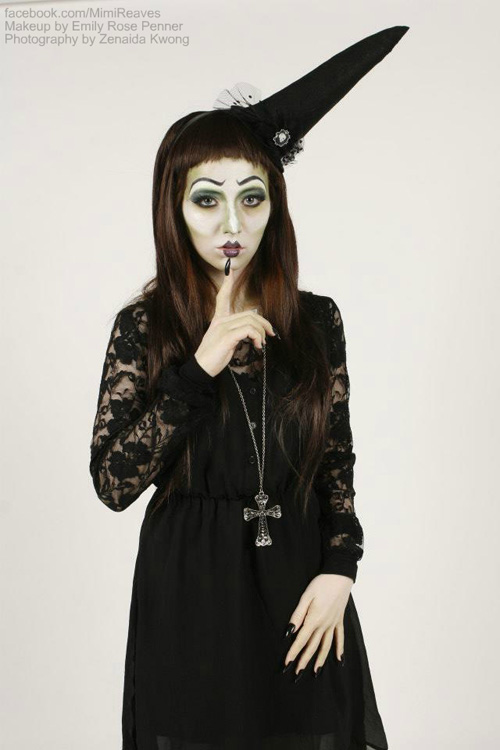 Wicked Witch Cosplay