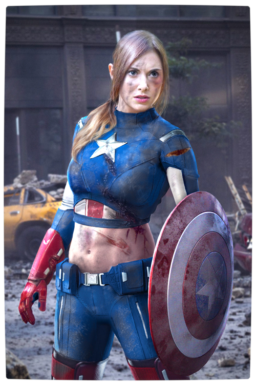 Female Actresses as Avengers