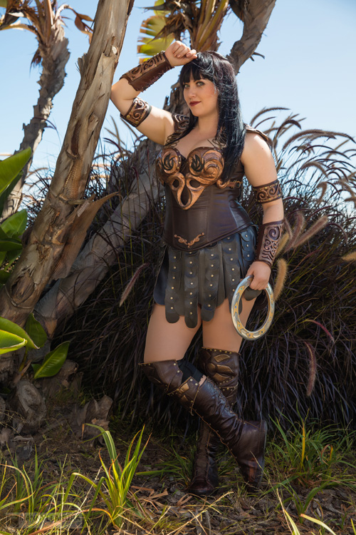 Xena And Gabrielle Cosplay