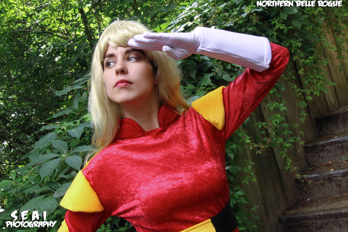 Zapp Brannigan from Futurama Cosplay