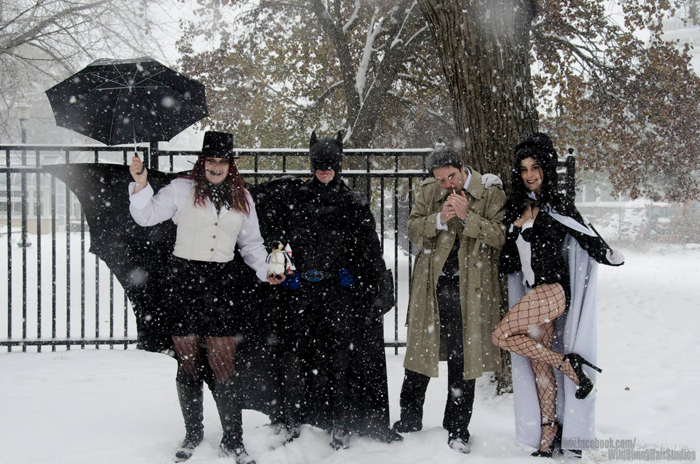 Zatanna & Friends Cosplay